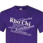NEW Rho Chi Proud T-shirt
