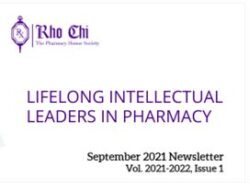 2021 September Newsletter